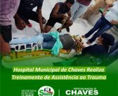 Treinamento da Equipe de Resgate da Ambulância e Ambulancha