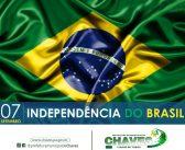 7 de Setembro, dia da Independência do Brasil.